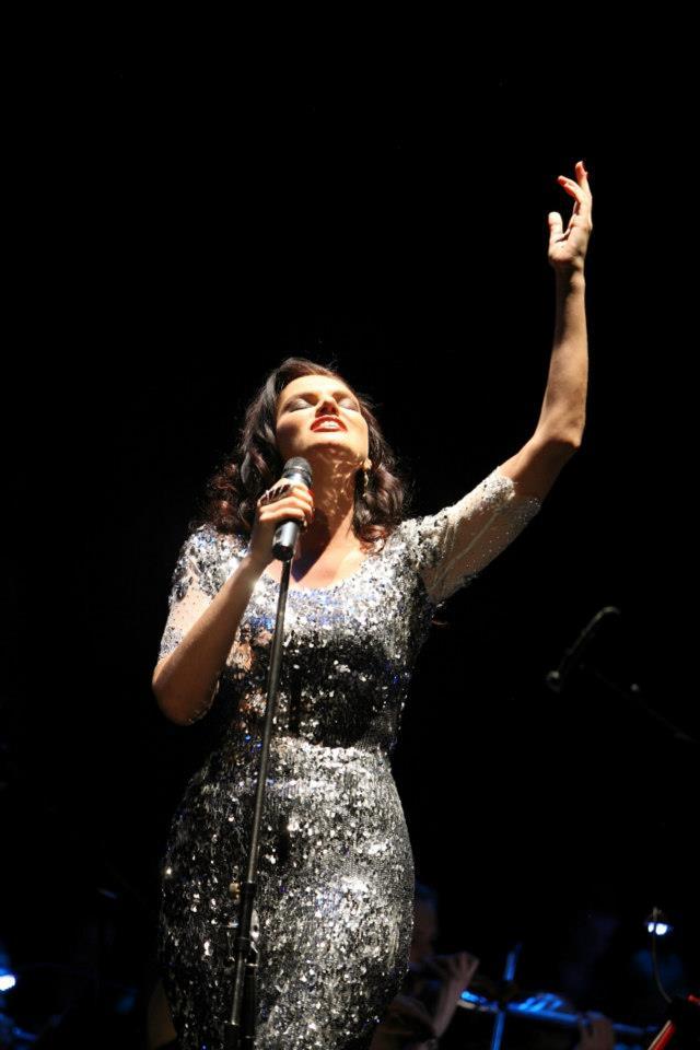 Концерт в день рождения апрель 2013 года Театр Эстрады