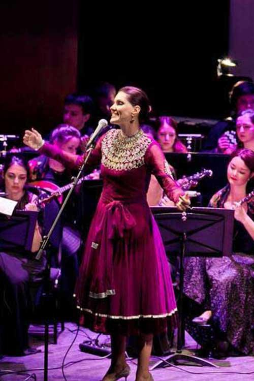 Концерт «Гори, гори, моя звезда», март 2015 г., ММДМ