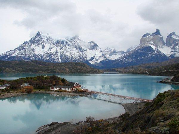 Красота Патагонии
