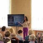 Книга «Жажда жизни» в городской библиотеке родного Рыбинска